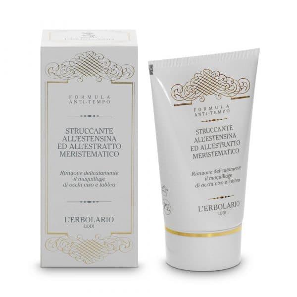 L'Erbolario Antitempo Средство для удаления макияжа с растительным коллагеном и меристематическим экстрактом 125 мл