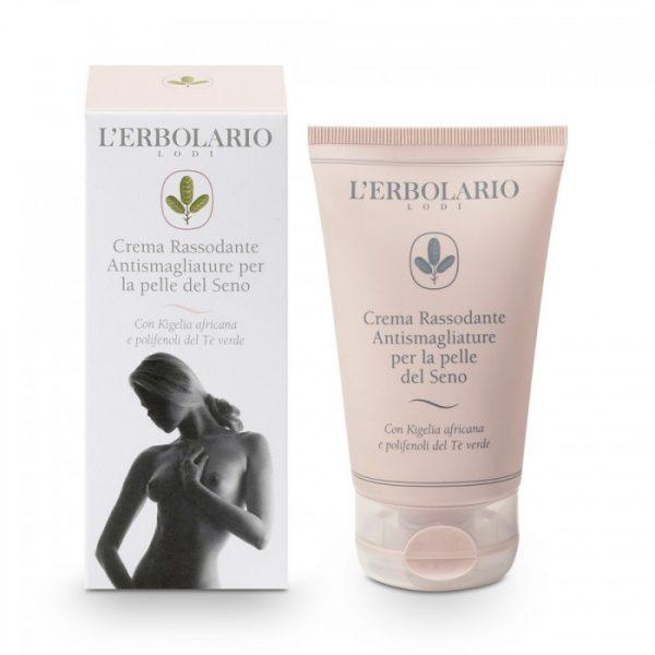 L'Erbolario укрепляющий крем от растяжек кожи груди 125 мл