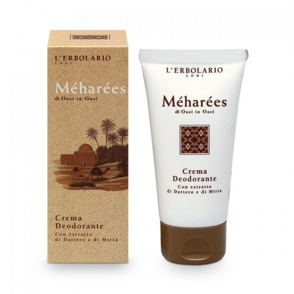 L'Erbolario Мегарес крем-дезодорант 50 мл