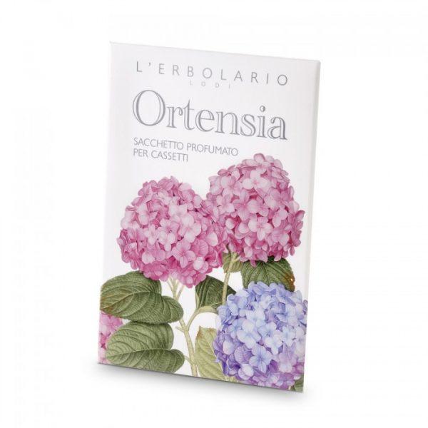 L'Erbolario Гортензия ароматизированное саше для комода