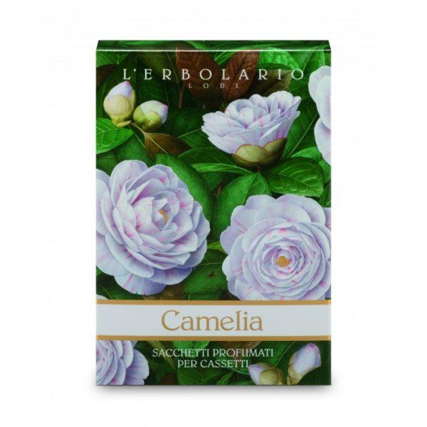 L'Erbolario Камелия ароматизированное саше для комода