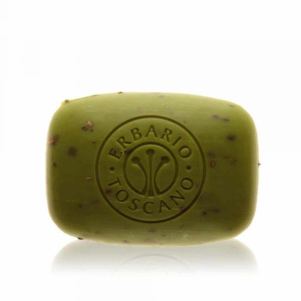 """Erbario Toscano """"Оливковый эликсир"""" растительное мыло 140 г"""