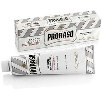 Proraso Linea Bianca крем для бритья для чувствительной кожи 150 мл