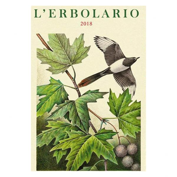 L'Erbolario Календарь 2018