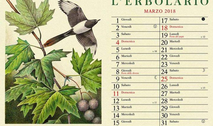 Календари и ежедневники L'Erbolario!