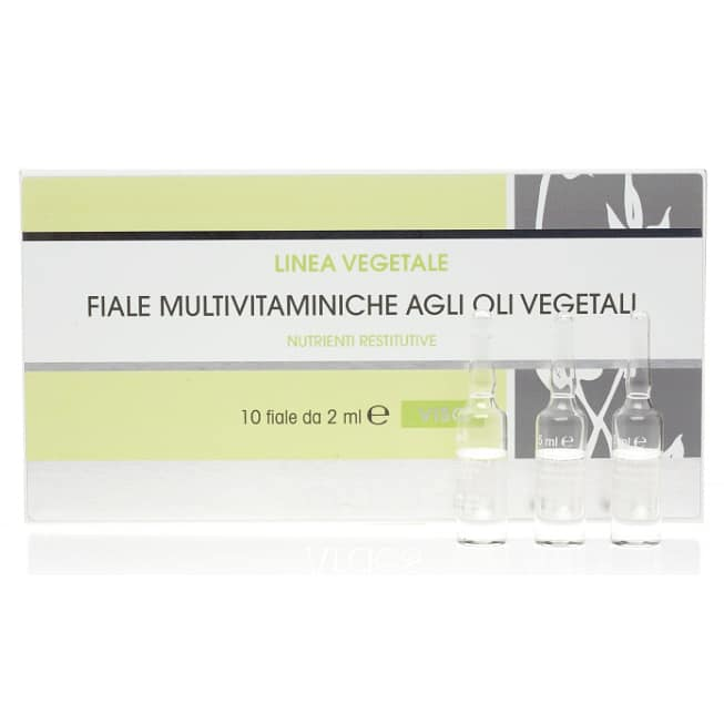 Ardes Флюид мультивитаминный в ампулах на натуральных маслах для лица, шеи, декольте (10х2мл)