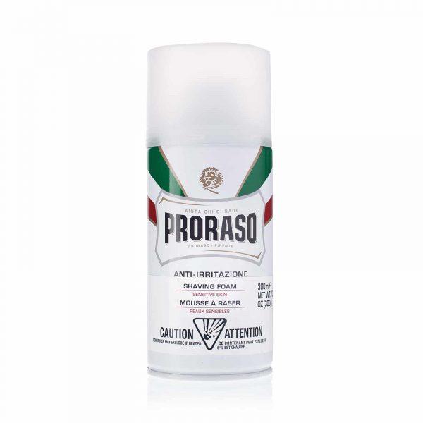 Proraso Linea Bianca пена для бритья для чувствительной кожи 300 мл