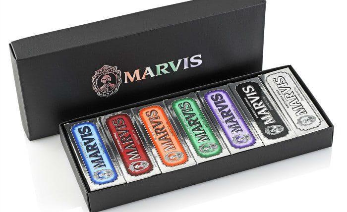 """Зубные пасты """"Marvis"""""""
