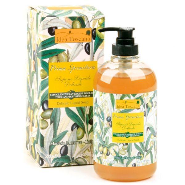 Idea Toscana Нежное жидкое мыло 500 мл