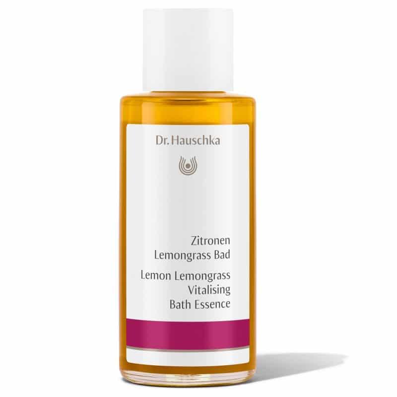 Dr.Hauschka Средство косметическое для принятия ванн Лимон и Лемонграсс 100 мл