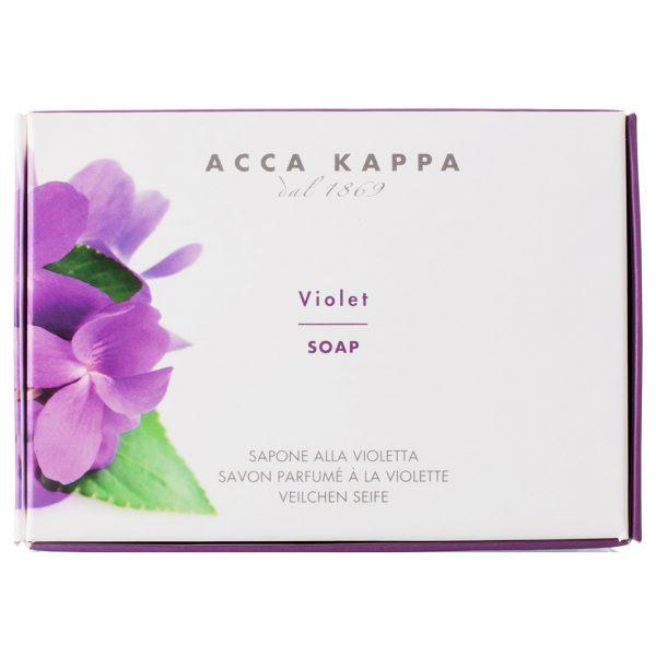 Acca Kappa Violet мыло туалетное (Фиалка) 150 г