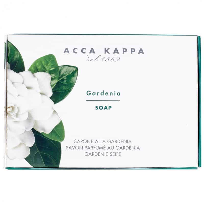 Acca Kappa Gardenia мыло туалетное (Гардения) 150 г