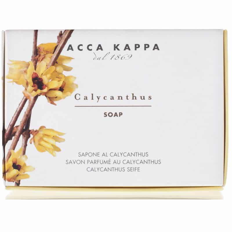 Acca Kappa Calycanthus мыло туалетное (Каликант) 150 г