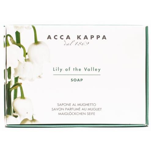 """Acca Kappa Растительное мыло """"Ландыш"""", 150 г"""