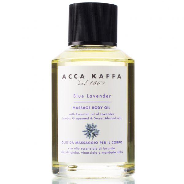 Acca Kappa Blue Lavender масло массажное для тела (Голубая лаванда) 125 мл