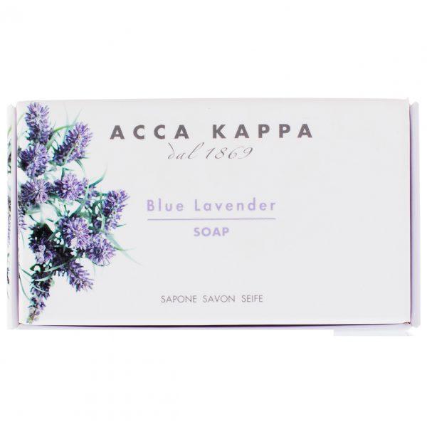 Acca Kappa Blue Lavender мыло туалетное (Голубая Лаванда) 150 г