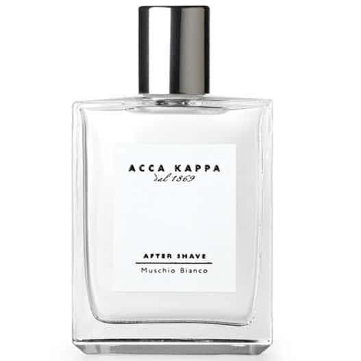 Acca Kappa Muschio Bianco лосьон после бритья (Белый Мускус) 100 мл