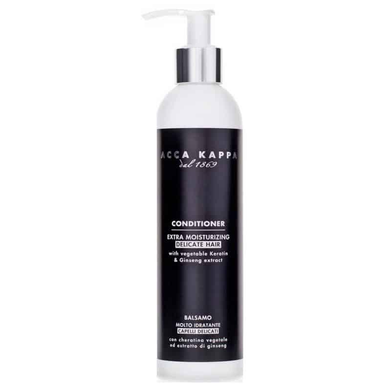 Acca Kappa Muschio Bianco увлажняющий кондиционер для тонких волос (Белый Мускус) 250 мл