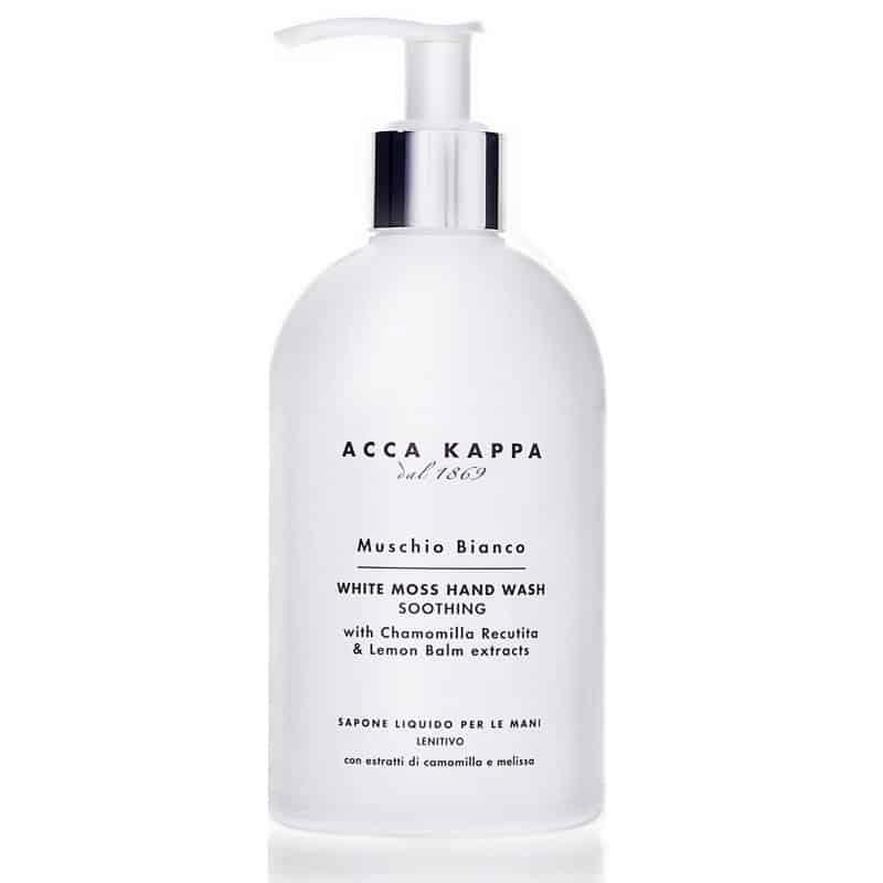 Acca Kappa Muschio Bianco жидкое мыло для рук (Белый Мускус) 300 мл