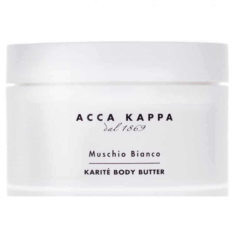 Acca Kappa Muschio Bianco масло для тела (Белый Мускус) 200 мл