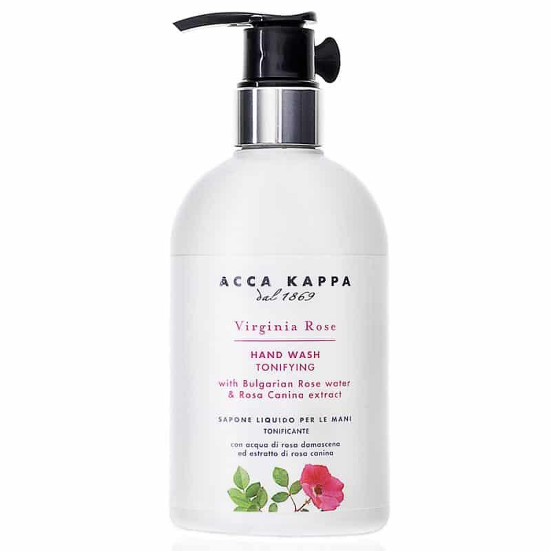 Acca Kappa Virginia Rose жидкое мыло для рук (Роза) 300 мл
