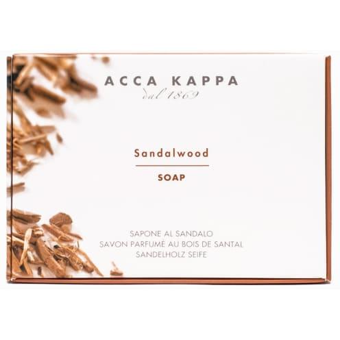 """Acca Kappa Растительное мыло """"Сандал"""", 150 г"""