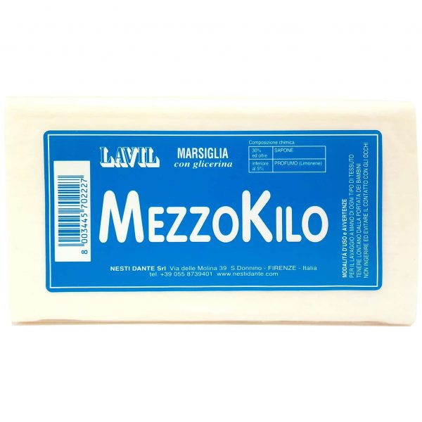 "Nesti Dante мыло ""Лавил МеззоКило"" (хозяйственное) 500 г"