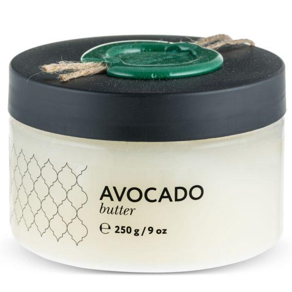 Huilargan Авокадо твердое масло (баттер) 250 г / 100 г