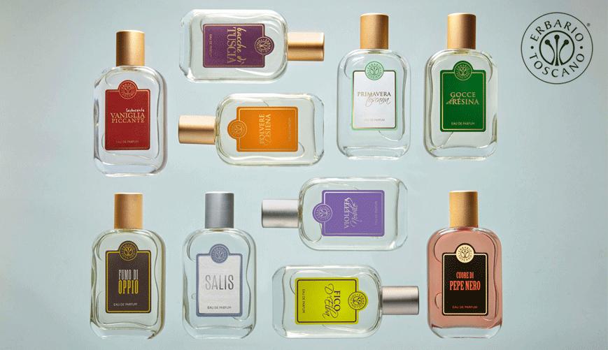 Erbario Toscano парфюмерия