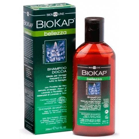 BioKap Шампунь-Гель для душа (2 в 1) БИО 200 мл
