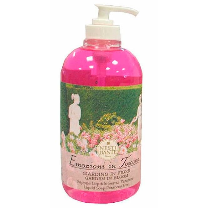 "Nesti Dante ""Цветущий сад"" жидкое мыло 500 мл"