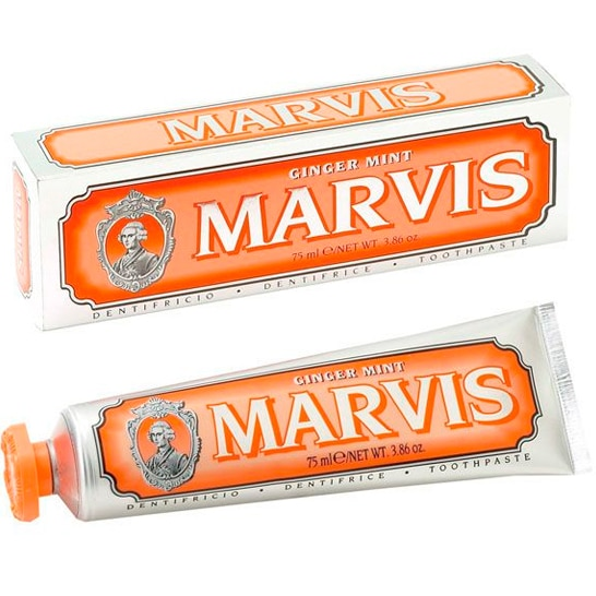 "Marvis Зубная паста ""Мята и Имбирь"" 75/25 мл"