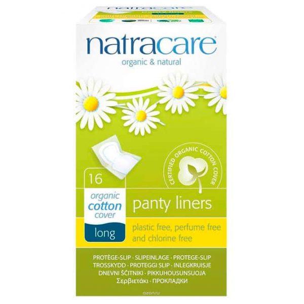 """Natracare Прокладки на каждый день """"Long"""""""