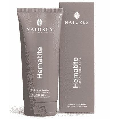 """Nature's """"Гематит"""" крем для бритья 200 мл"""