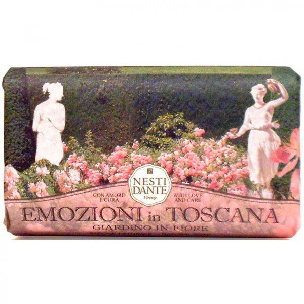 "Nesti Dante мыло ""Цветущий сад"" 250 г"