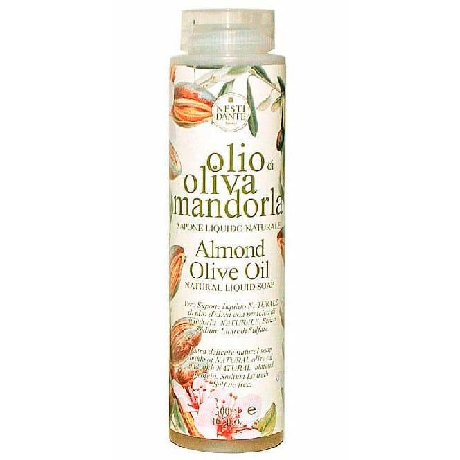 """Nesti Dante """"Миндаль и оливковое масло"""" растительный гель для душа 300 мл"""