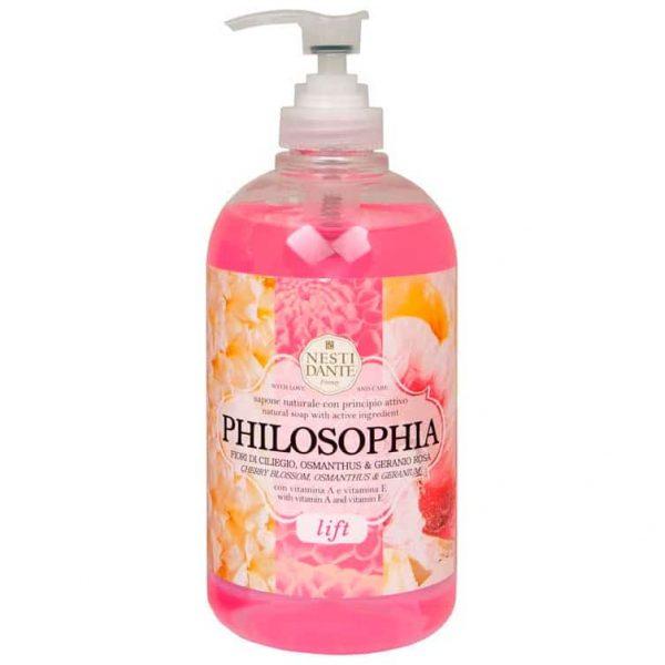 """Nesti Dante """"Философия"""" жидкое мыло лифтинг 500 мл"""