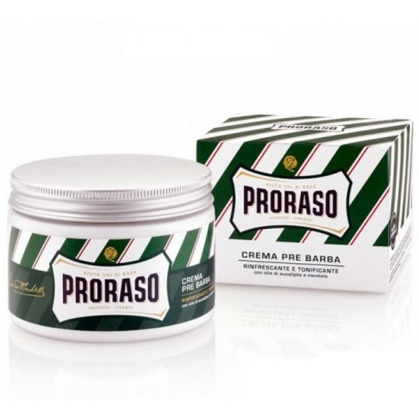 Proraso Linea Verde PRO крем до бритья освежающий 300 мл