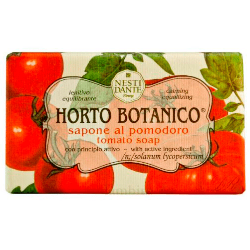 "Nesti Dante Horto Botanico мыло ""Tomato"" (Томат) 250 г"