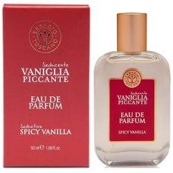 """Erbario Toscano """"Пикантная ваниль"""" парфюмированная вода 10мл/50 мл"""