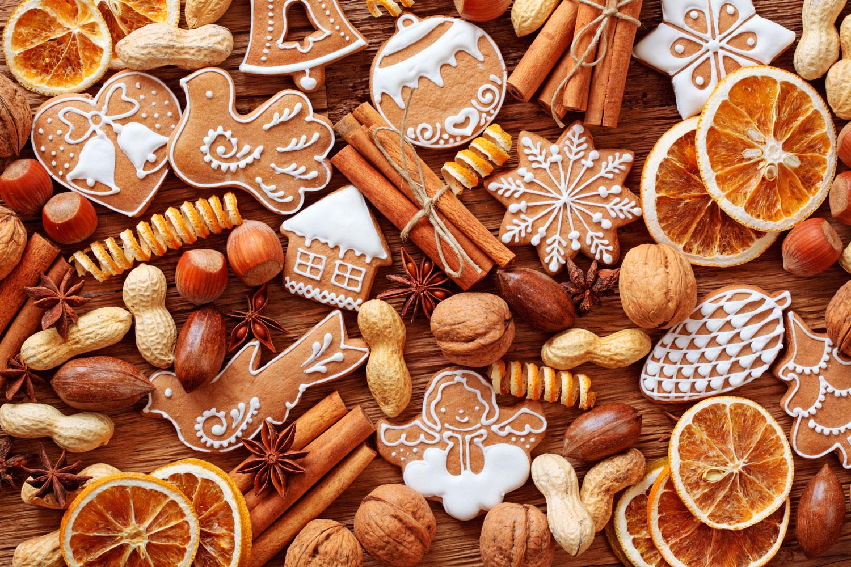 Вкусные зимние ароматы