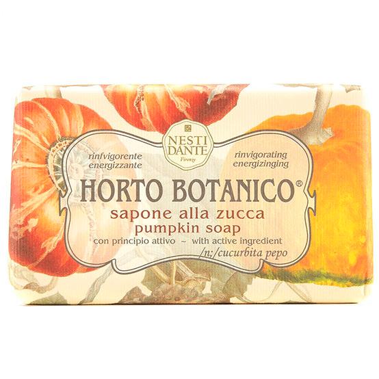 Nesti Dante Horto Botanico мыло Pumpkin (Тыква) 250 г