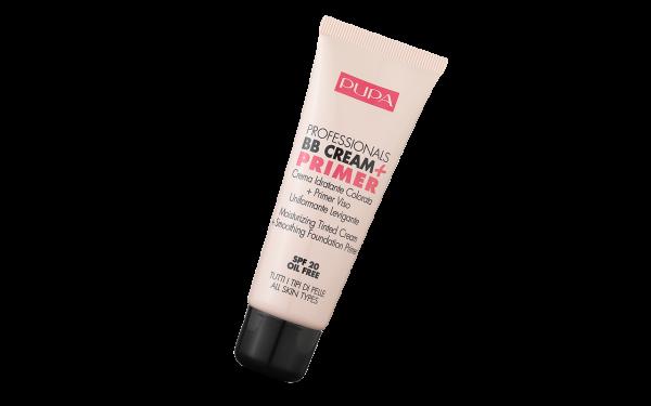 Pupa BB тональный крем для всех типов кожи + праймер