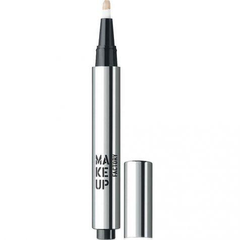 Make up Factory Light Reflecting Concealer Консилер светоотражающий (№1 беж) 2,5 мл