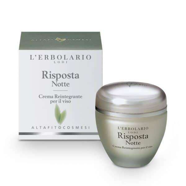 L'Erbolario Ответ Ночной крем для лица восстанавливающий 50 мл