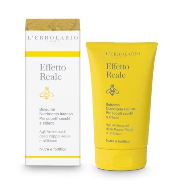 L'Eerbolario Пчелиное молочко бальзам для восстановления структуры сухих волос 125 мл