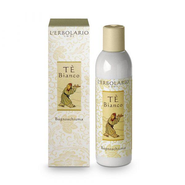 L'Erbolario Белый чай пена для ванны 200 мл