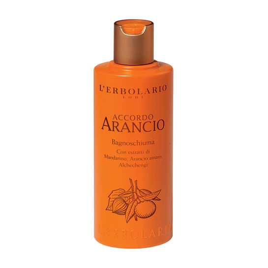 L'Erbolario Апельсин пена для ванны 250 мл