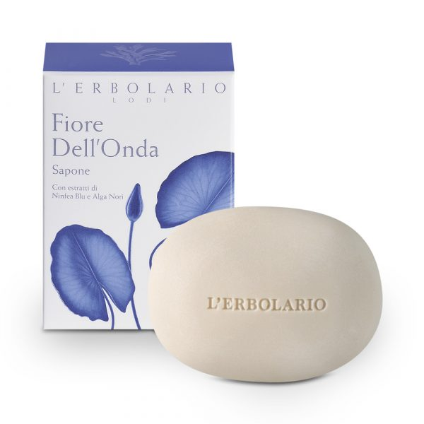 L'Erbolario Голубой лотос мыло 100 г