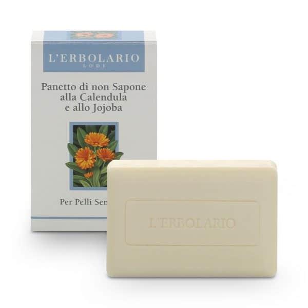 L'Erbolario Нещелочное мыло с календулой и жожоба 75 г